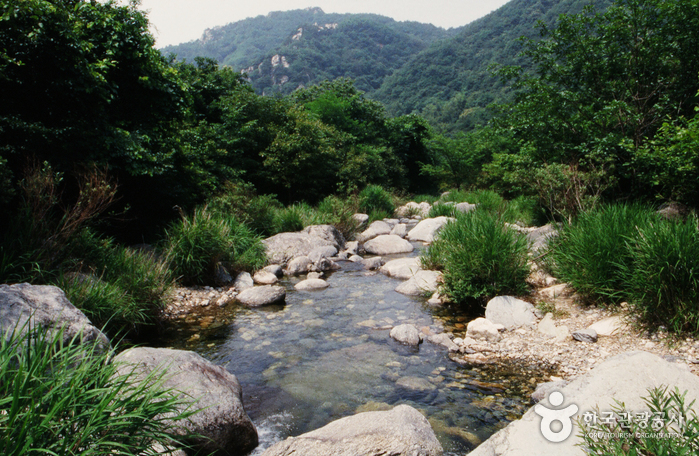 사나사 계곡