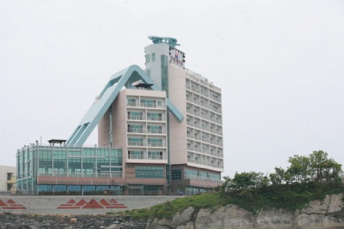 모항 해나루 가족호텔