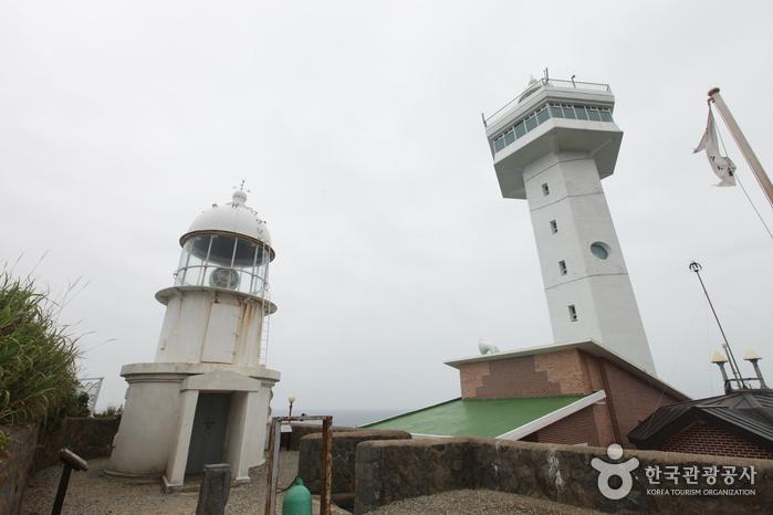 Leuchtturm Geomundo (거문도 등대)