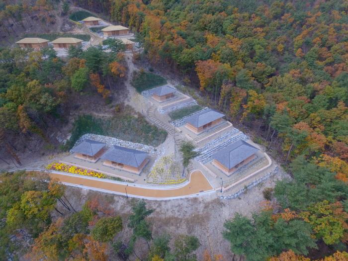 속리산 숲체험휴양마을
