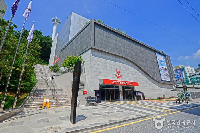 부산영화체험박물관은 국내 최초의 영화 테마 체험형 복합문화공간이다.