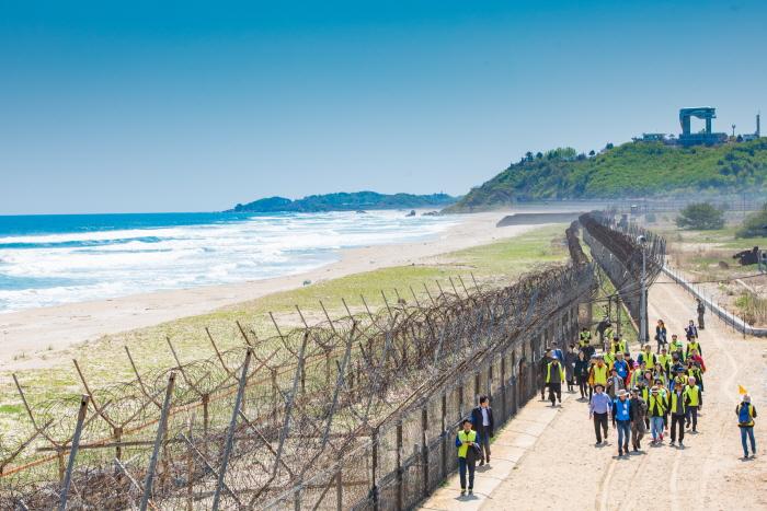 DMZ 평화의길(고성 A/B코스)