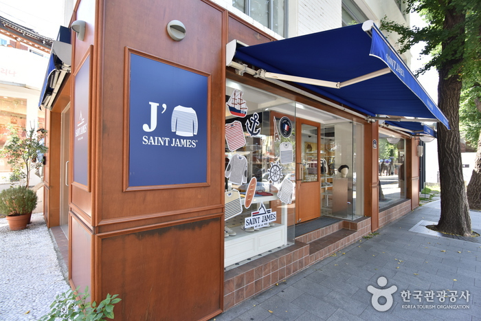 Saint James Boutique Samcheong (세인트제임스 삼청점)