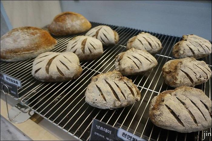 Le pain<br>(르빵)