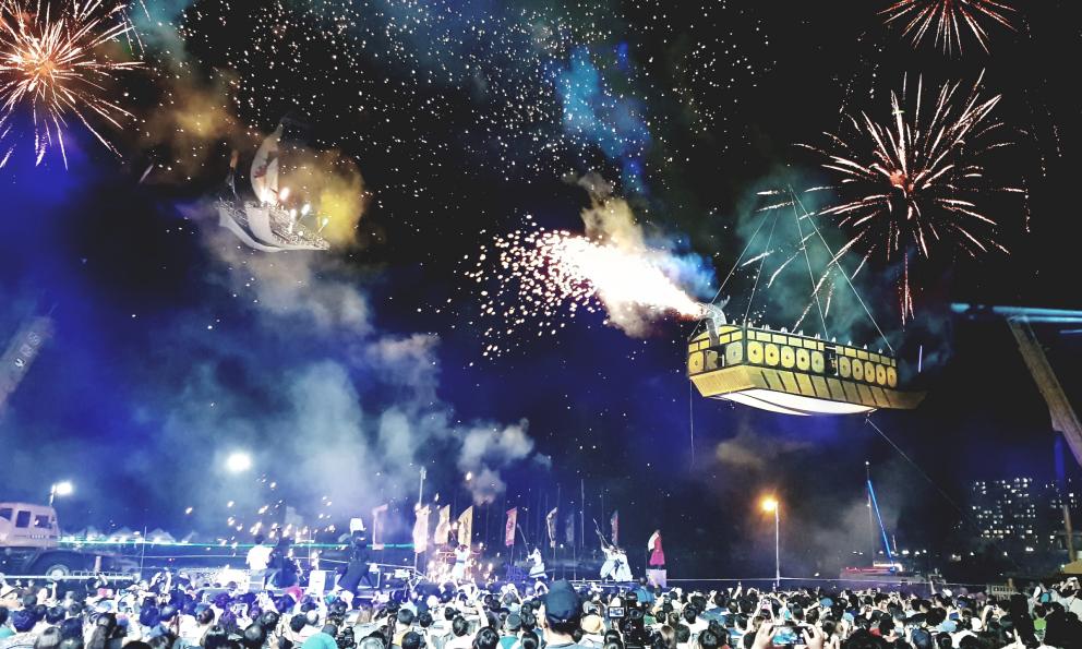 Tongyeong Hansan Battle Festival (통영한산대첩축제)