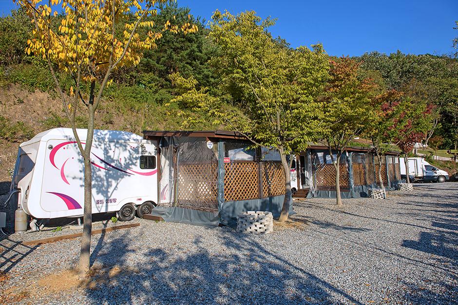 추월산골드캠핑장