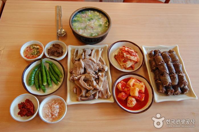 第一食堂(제일식당)