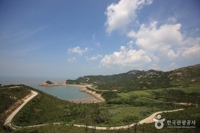 Bigeumdo Island (비금도)