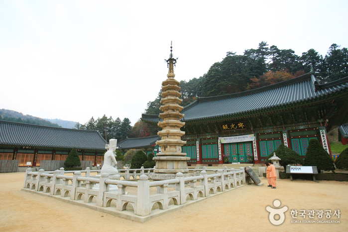 Woljeongsa Temple Stay ( )