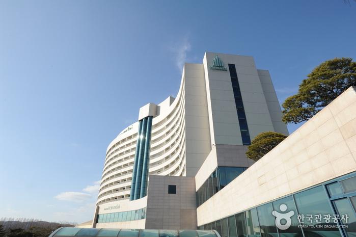 ホテル現代(慶州)(호텔현대(경주))