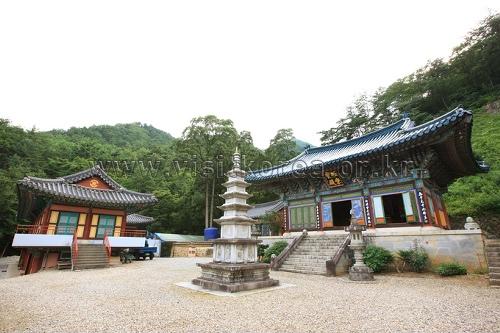 Cheoneunsa Temple(Sa...