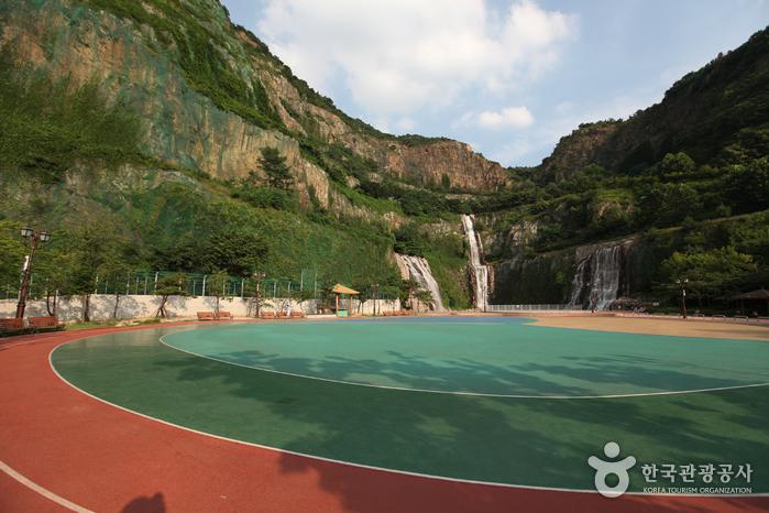 용마폭포공원 사진3