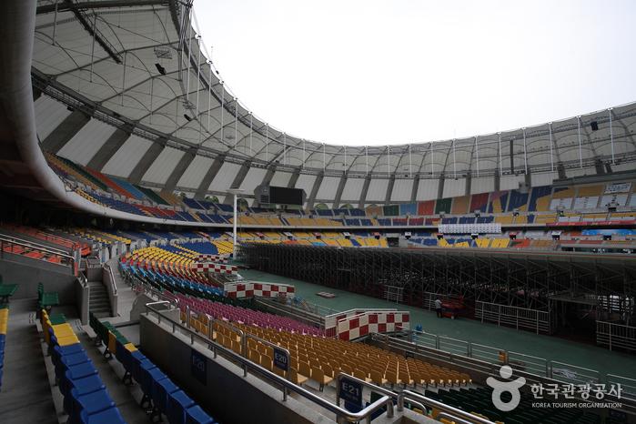 釜山亚运会主赛场(부산 아시아드주경기장)