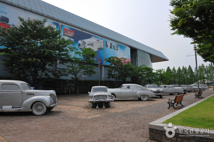 サムスン火災交通博物館(삼성화재교통박물관)
