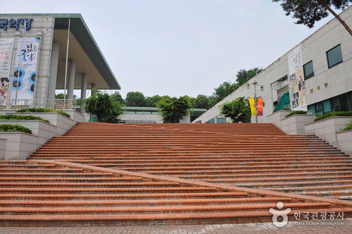 Центр традиционных исполнительских искусств провинции Кёнги-до2