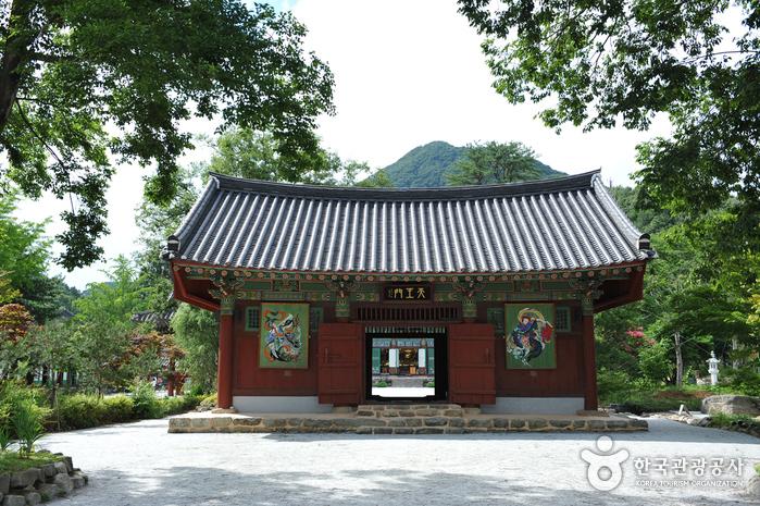 Songgwangsa Temple (Wanju) (송광사(완주군))