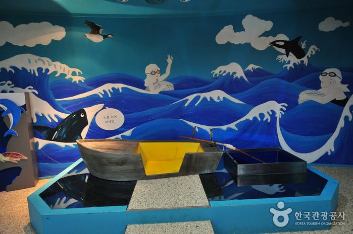 Музей ныряльщиц острова Чечжудо25