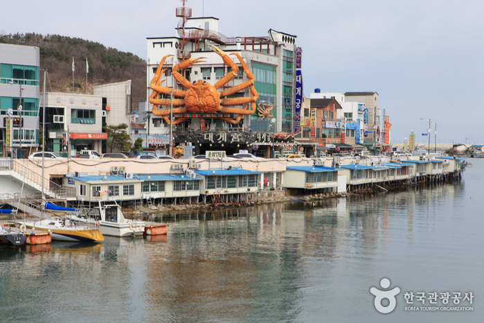 Yeongdeok Crab Village (영덕대게마을)