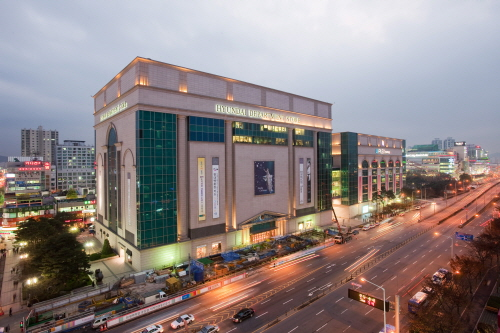 Hyundai Department Store - Jungdong Branch (현대백화점 (중동점))