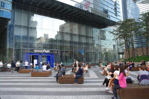Samsung d'light (삼성전...