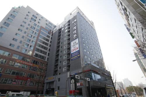 피엔케이산업개발 호텔 그레이톤 둔산 [한국관광품질인증/Korea Quality] 사진2