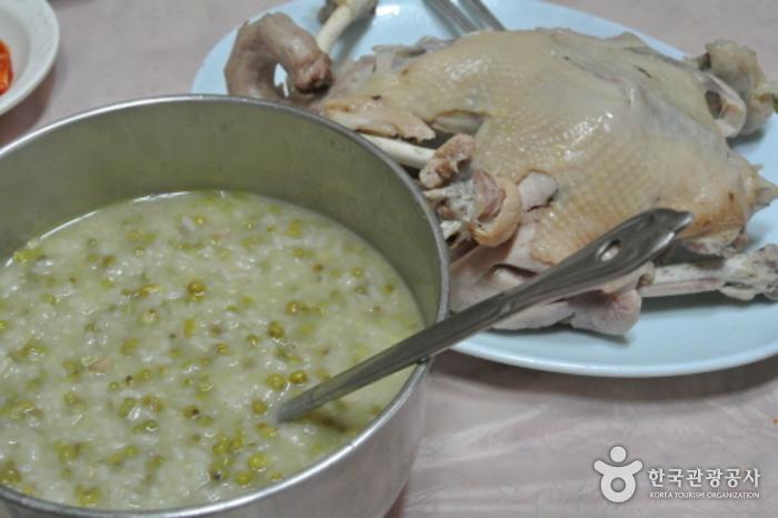 元祖長寿トンダク(원조장수통닭)