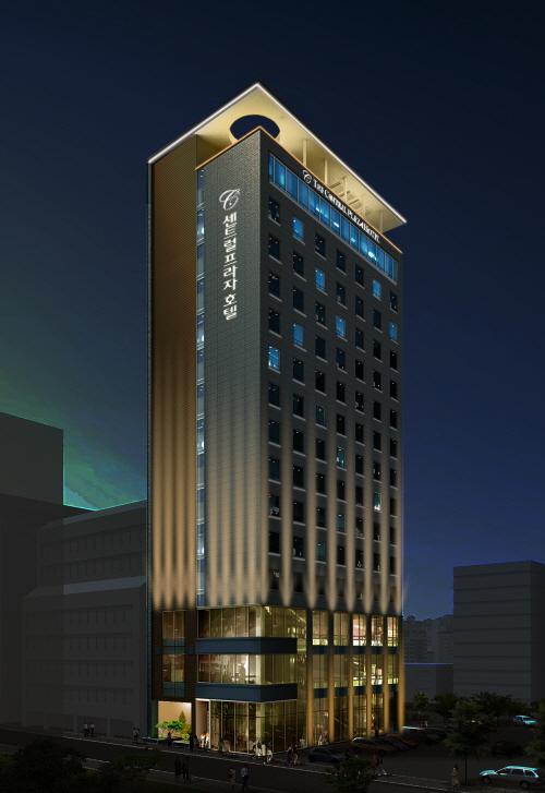 本昵客雅Premier中央广场酒店베니키아 프리미어 센트럴 프라자 호텔