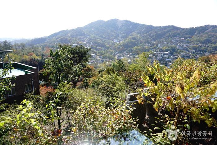 Район Пуам-дон (부암동)2