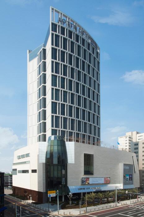 Lotte City Hotel Jeju (롯데시티호텔 제주)