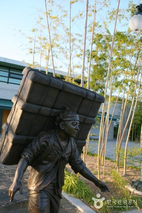 Корейский музей бамбука (한국대나무박물관)5