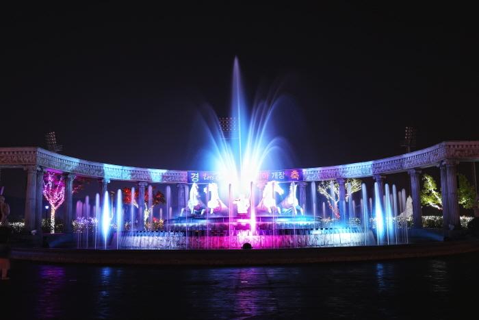 일루미아 빛축제  사진