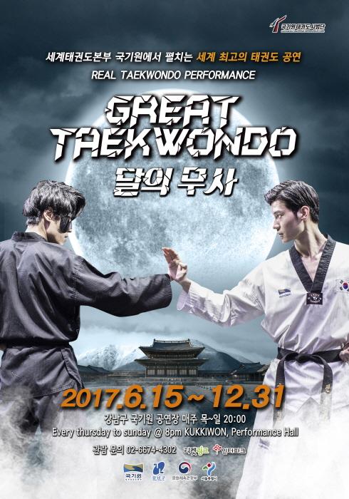 Kukkiwon Taekwondo-Performance