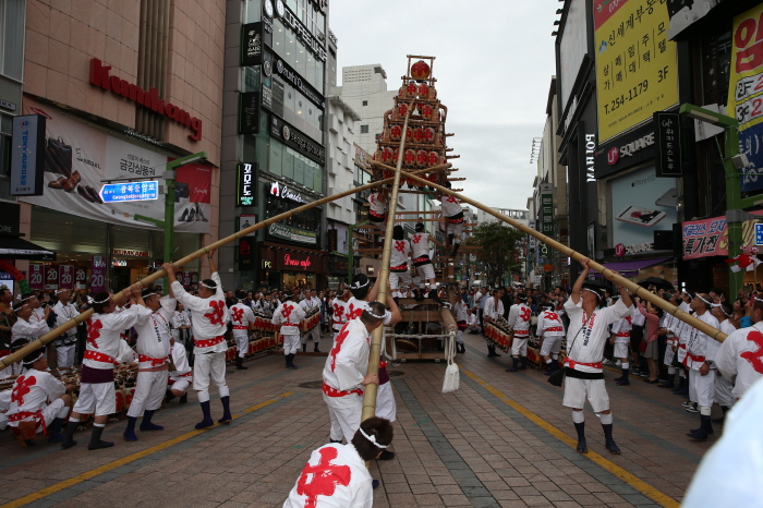Jagalchi-Festival Busan (부산 자갈치축제)