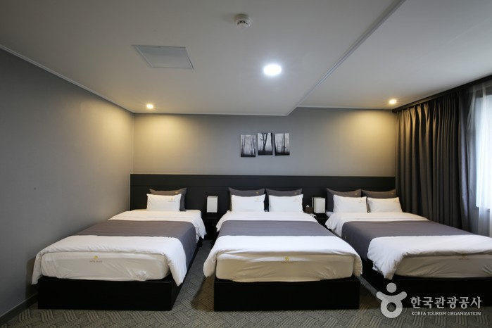 ビーセントホテル[韓国観光品質認証](비센트호텔[한국관광품질인증/Korea Quality])