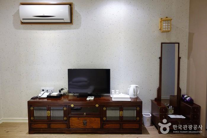 숙박_대전_피엔케이산업개발_호텔그리톤둔산 디럭스온돌 2