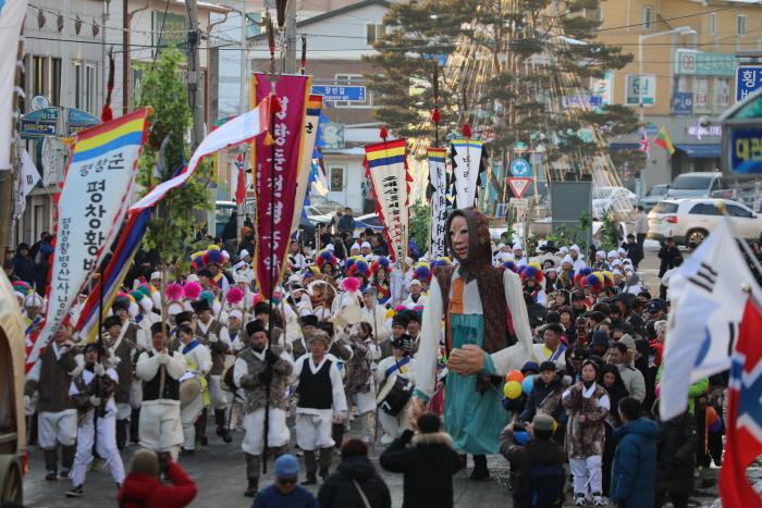 대관령 눈꽃축제 2018 사진5