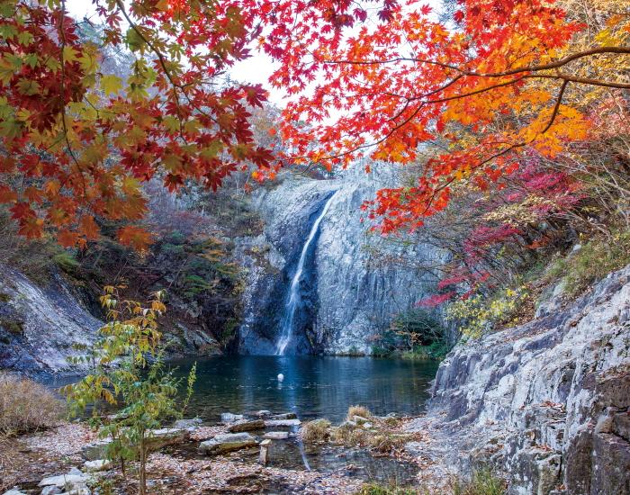 直沼瀑布(全北西海岸圏国家地質公園)(직소폭포(전북 서해안권 국가지질공원))