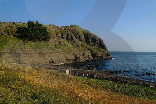 Yongmeori Beach (용머리...