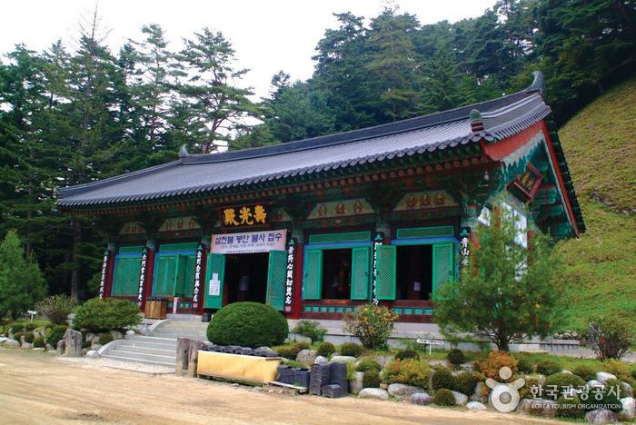 Pyeongchang Uiyaji Wind Village (평창 의야지 바람마을)