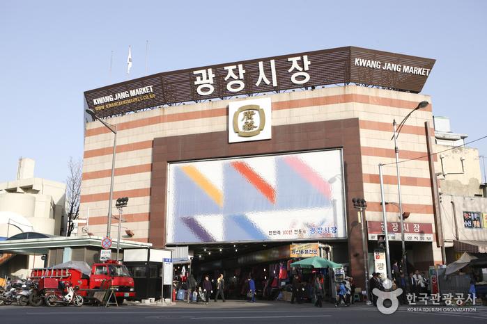 Mercado Gwangjang (광장시장)