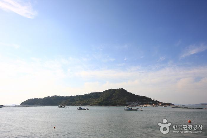 죽도 (울릉도, 독도 국가지질공원)