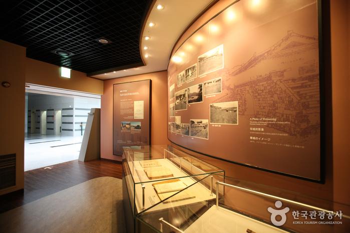 Музей крепости Хвасон в Сувоне (수원화성박물관)24