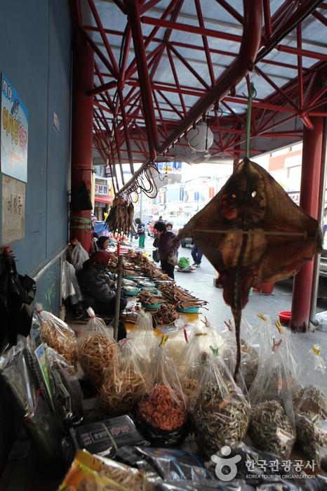 Gangneung Jungang-Markt (강릉 중앙시장)