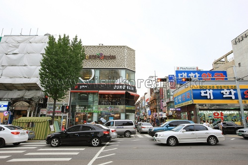Yeonsero (Yonsei University Street) ()