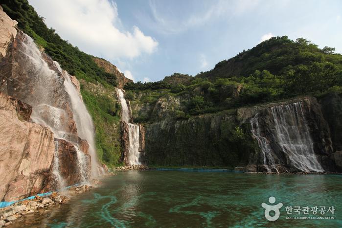 용마폭포공원 사진2