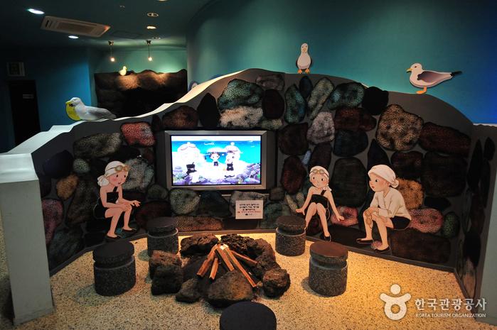 Музей ныряльщиц острова Чечжудо24