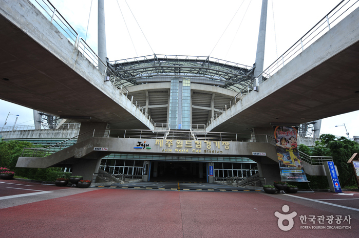 Стадион Кубка мира на Чечжудо (제주월드컵경기장)2