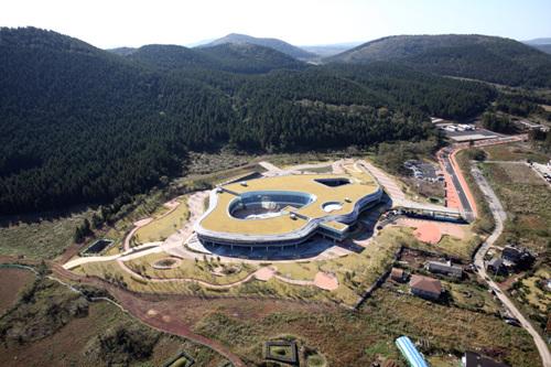济州世界自然遗产中心<br>제주 세계자연유산센터
