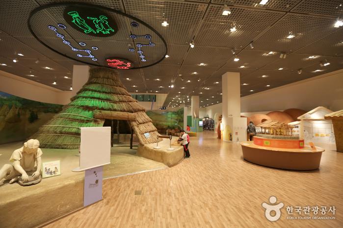 国立中央博物館子ども博物館(국립중앙박물관 어린이박물관)