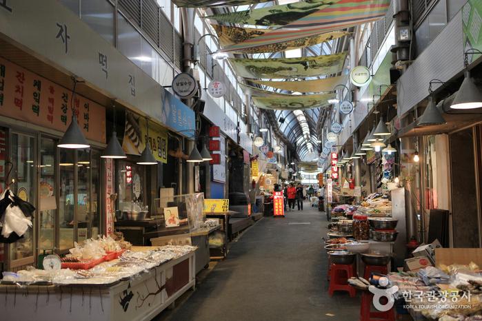 通仁市場(통인시장)